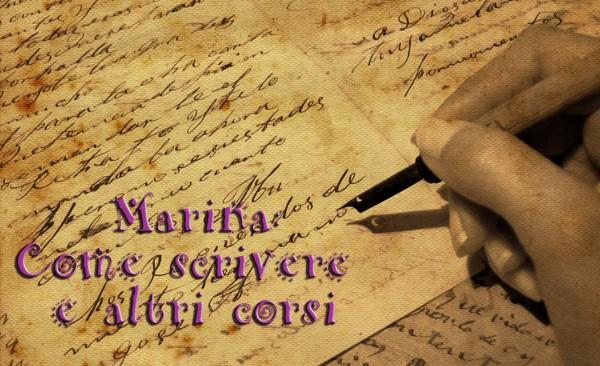 Marina Galatioto Come Scrivere